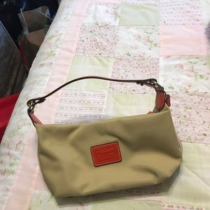 Small coach bag